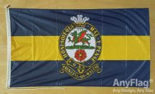 PRINCESS OF WALES REGIMENT  ANYFLAG RANGE - VARIOUS SIZES